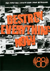Destroy Everything Now - DVD