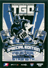 TGO: Industrial Strength SE - The Constant War SE - DVD