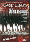 Crusty Demons Night of World Records - DVD