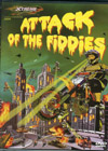 Attack of the Fiddies - DVD