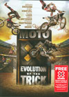 Moto X Evolution Of The Trick - DVD