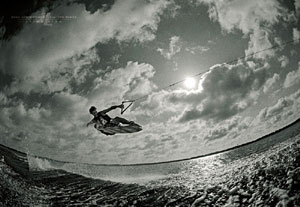 Aaron Reed Wakeboarding Poster